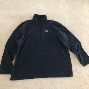 North Face Fleece 1/4 Zip